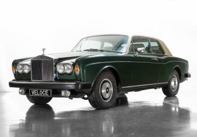 Rolls-Royce Corniche Coupe 1976