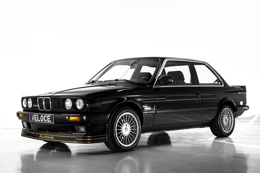 1986 BMW アルピナ C2 2.5